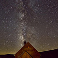 Church Of The Milky Way 2 by Crystal Nederman