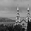 Church On The Bay by Tony King
