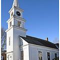 Church On The Cape by Richard Bean