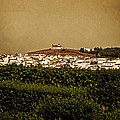 Church On The Hill - Andalusia by Mary Machare