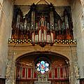 Church Organ by Dave Mills