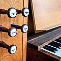 Church Organ Keyboard by Alexey Stiop