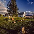 Church Potlatch Idaho 1 by Mike Penney