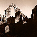 Church Ruins by Trachenberg Trachenberg