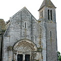 Church St Thibault- Burgundy by Christiane Schulze Art And Photography