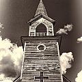 Church Steeple 2 by David Arment
