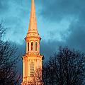 Church Steeple by Brian Jannsen