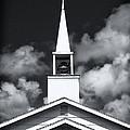 Church Steeple by Patrick M Lynch
