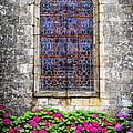 Church Window In Brittany by Elena Elisseeva