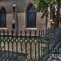 Church Yard by Dale Powell