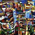 Chutes And Ladders by David Zimmerman