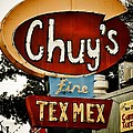 Chuy's Sign 2 by Kristina Deane