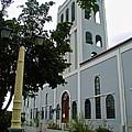 Ciales Catholic Church by Ricardo J Ruiz de Porras
