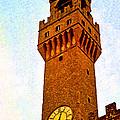Ciena Tower by John Vincent Palozzi