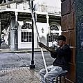 Cigar Shop On Bourbon Street New Orleans by Kathleen K Parker