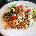 Cilantro Lime Shrimp by Kay Novy