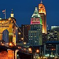 Cincinnati Close Up by Frozen in Time Fine Art Photography