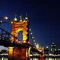 Cincinnati In Lights by Glenna Oliver