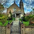 Cincinnati Landmarks 5 by Mel Steinhauer