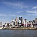 Cincinnati, Ohio Panorama by Scott Meyer