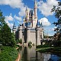 Cinderellas  Castle by Eric Liller