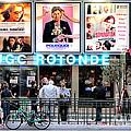 Cinema In Paris by Jennie Breeze
