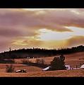 Cinema Sunset by Eric Liller