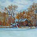 Cinnamon House  by Lynn T Bright