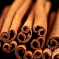 Cinnamon Sticks by John Rizzuto