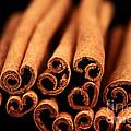Cinnamon Sticks by John Rizzuto