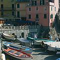 Cinque Terre 3 by Karen Zuk Rosenblatt