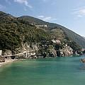 Cinque Terre 9 by Karen Zuk Rosenblatt