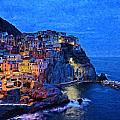 Cinque Terre Itl2790 by Dean Wittle