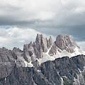 Cinque Torri Area In The Dolomites by Marcos Ferro