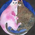 Circle Cats by Christine Callahan