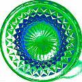 Circle Green by Anita Lewis