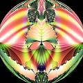 Circle Of Rainbows by Maria Urso