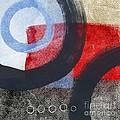 Circles 1 by Linda Woods