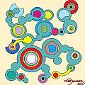 Circles 3 by Matt Danger