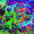 Circles Within Circles by Meghan at FireBonnet Art
