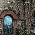 Circular Church Window by Dale Powell