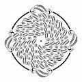 Circularity No. 712 by Alan Bennington
