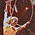 Circus Performer by Alice Gipson