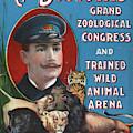 Circus Program, C1901 by Granger