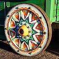 Circus Wagon by David Lee Thompson