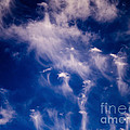 Cirrus Uncinus Clouds 11 by Tracy Knauer