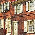 Cities - Philadelphia Brownstone by Susan Savad