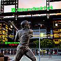 Citizens Bank Park - Mike Schmidt Statue by Bill Cannon