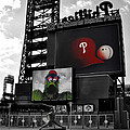 Citizens Bank Park Philadelphia by Bill Cannon
