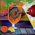 Citrus Sunset by Linda Kegley
